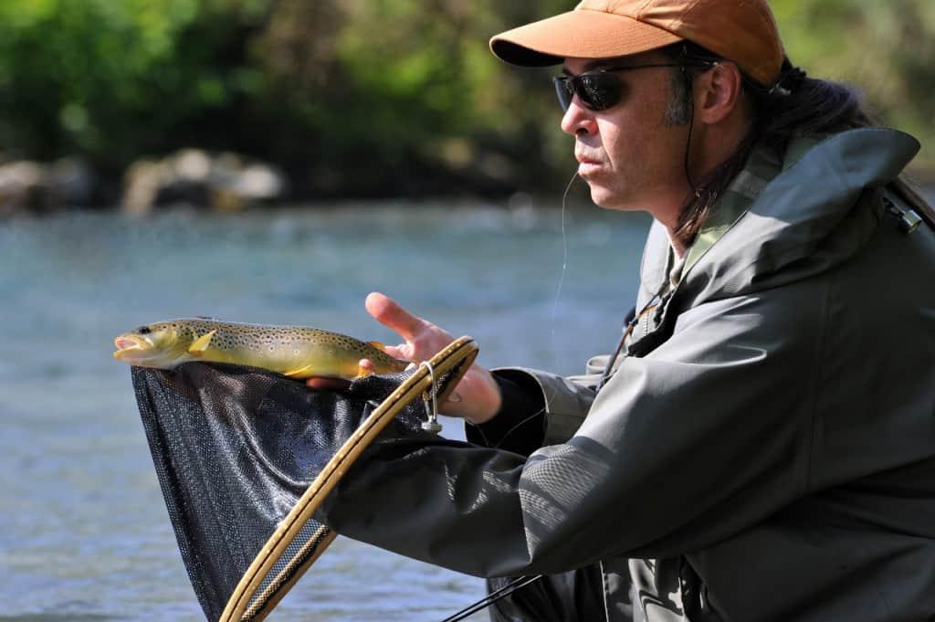 Hervé Baltar - Moniteur guide de pêche