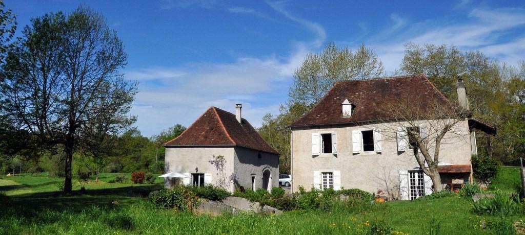 Moulin de Susmiou - Chambres d'hôtes à Navarrenx
