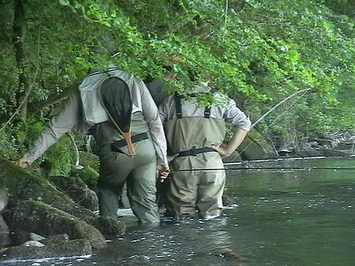 """La vidéo """"Chasseurs de rivières"""""""