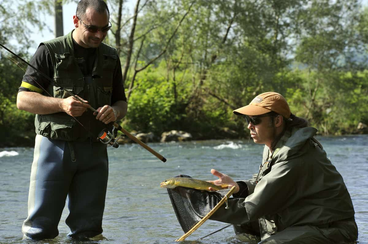 Coffrets cadeaux pêche pour tous !