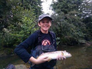 Guide de pêche sur le Saison